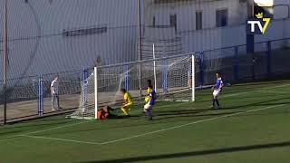 Gol de Sergio en Xerez 0 - Cádiz B 1 (07-10-18)