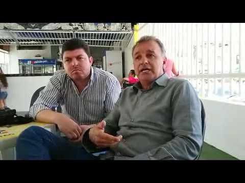 Marcos Abrahão segue confiante e diz que será prefeito de Rio Bonito