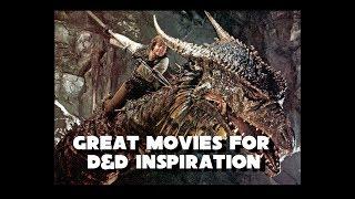 Mighty Gluestick: Inspiring Fantasy Movies