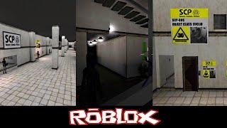 SCP Containment Breach - Part 2 3 By joshman901 [Roblox]