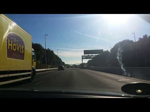 ASMR Driving in the UK 20/09/2016