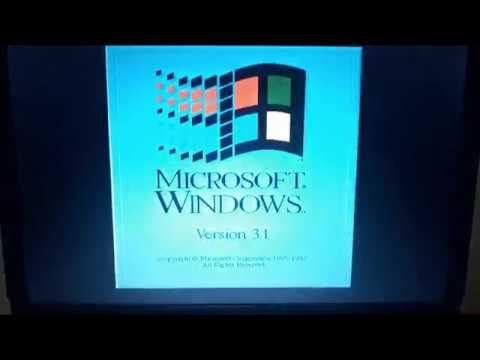 How To Install Windows 3.1 On USB Flash Drive