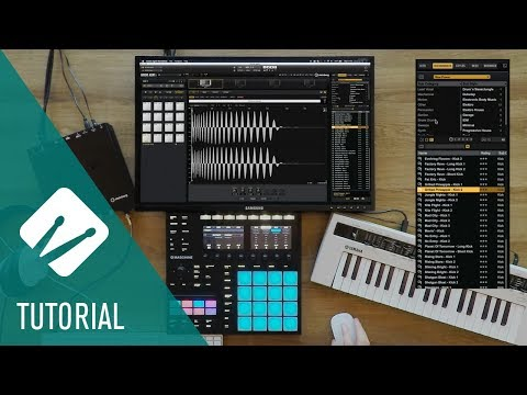 How to decompose samples in noise and tonal parts | Groove Agent 5