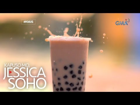 Kapuso Mo, Jessica Soho: Milk tea is life!