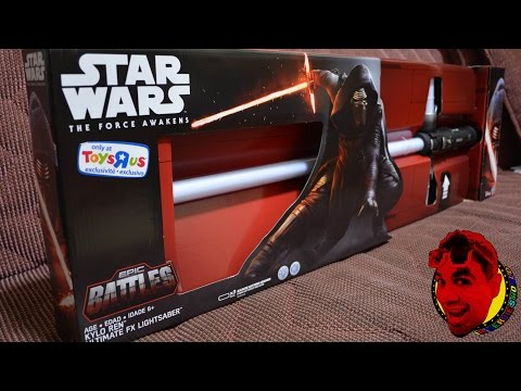 {Toys R Us Exclusive} Star Wars: The Force Awakens