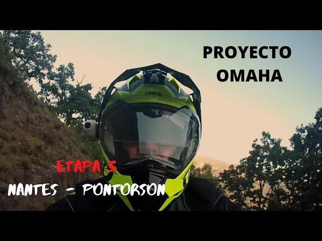Proyecto Omaha:   5ª Etapa en MOTO