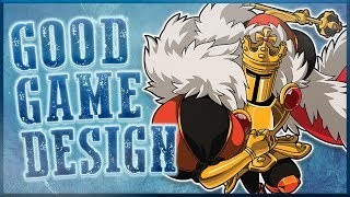 Good Game Design - Shovel Knight: King of Cards (ft. Yacht Club Games)