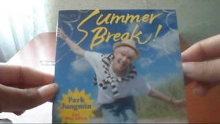 Summer Break Park Jung Min (Version B) Unboxing Thumbnail