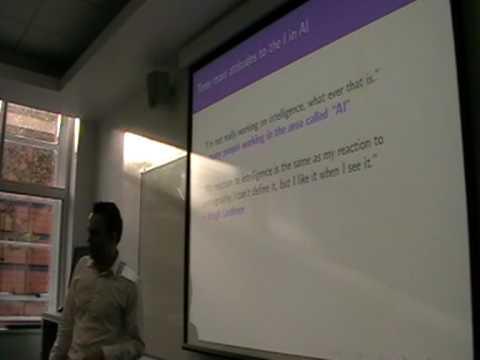 Machine Super Intelligence - Shane Legg on AI [UKH+] (1/12)