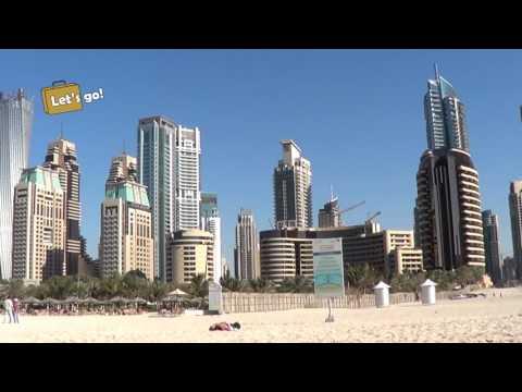 Jumeirah Beach Residence. Dubai. UAE