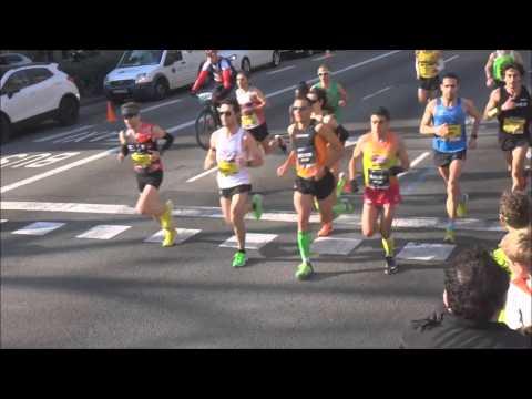 Marató de Barcelona 2016