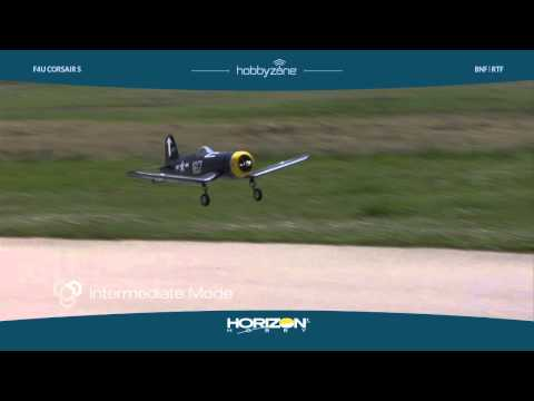 F4U Corsair S with SAFE™ Technology by HobbyZone