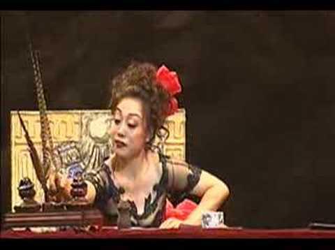 Sumi Jo - Rossini - Barbiere Di Siviglia - Una Voce Poco Fa