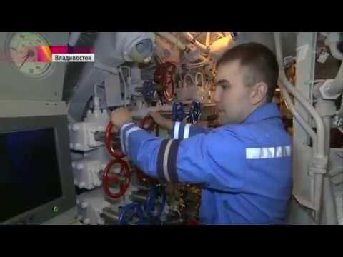 Новая единица Тихоокеанского флота- Подводная лодка «Комсомольск-на-Амуре» проекта «Варшавянка»
