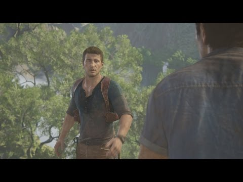 Uncharted 4 - Nathan Finds Out The Truth About Sam