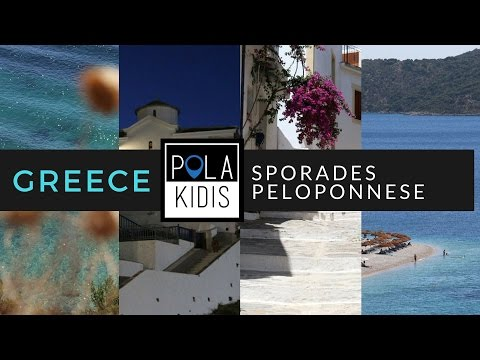 BICI, MARE, SOLE E GREGGI DI PECORE - GRECIA 2016 - Polakidis Travel
