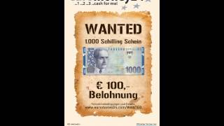 Euromoney24 WANTED 1000 Österreichische Schilling