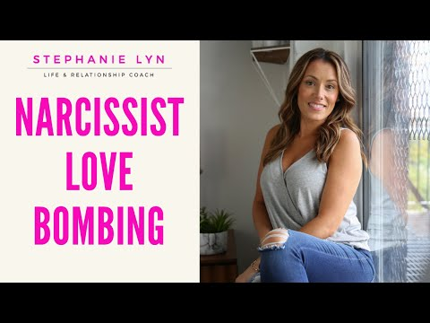 The Narcissist LOVE BOMBING - How they hook you!