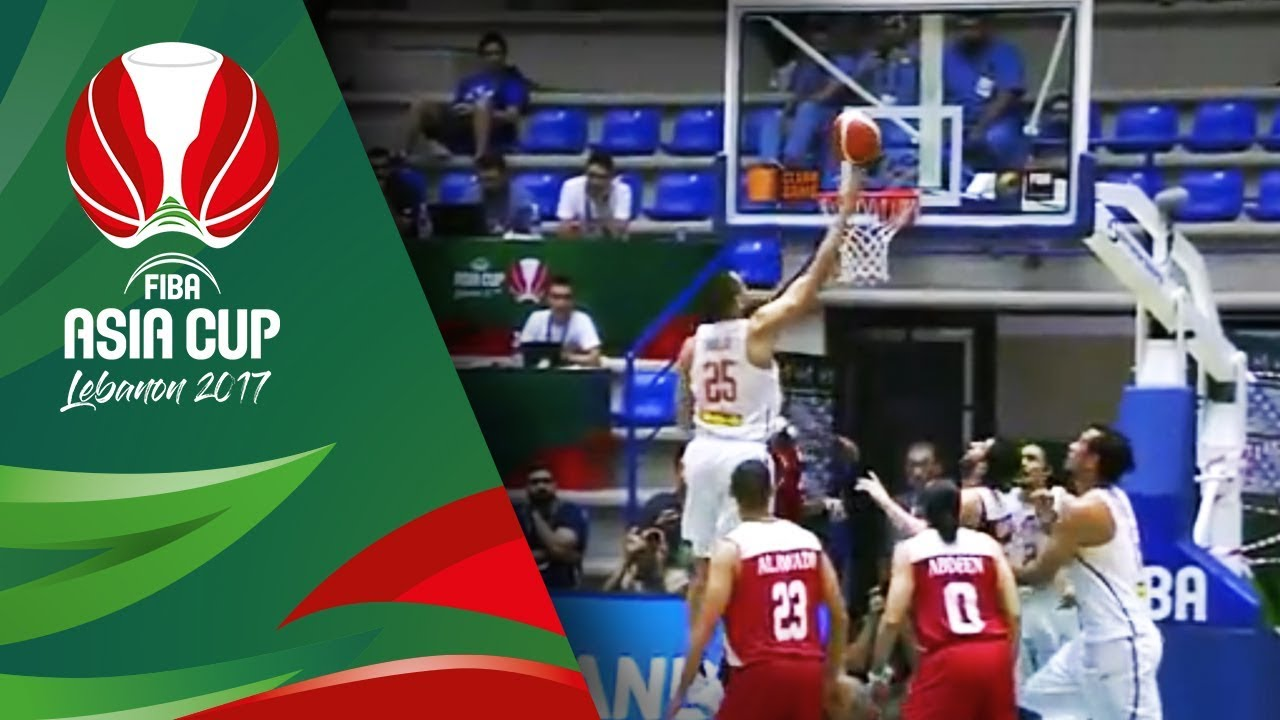 Terrence Romeo's clutch hand off to Aguilar turns the tides in Gilas' last FIBA Asia Cup game!