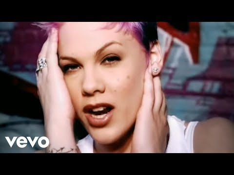 P!nk - You Make Me Sick (Video)