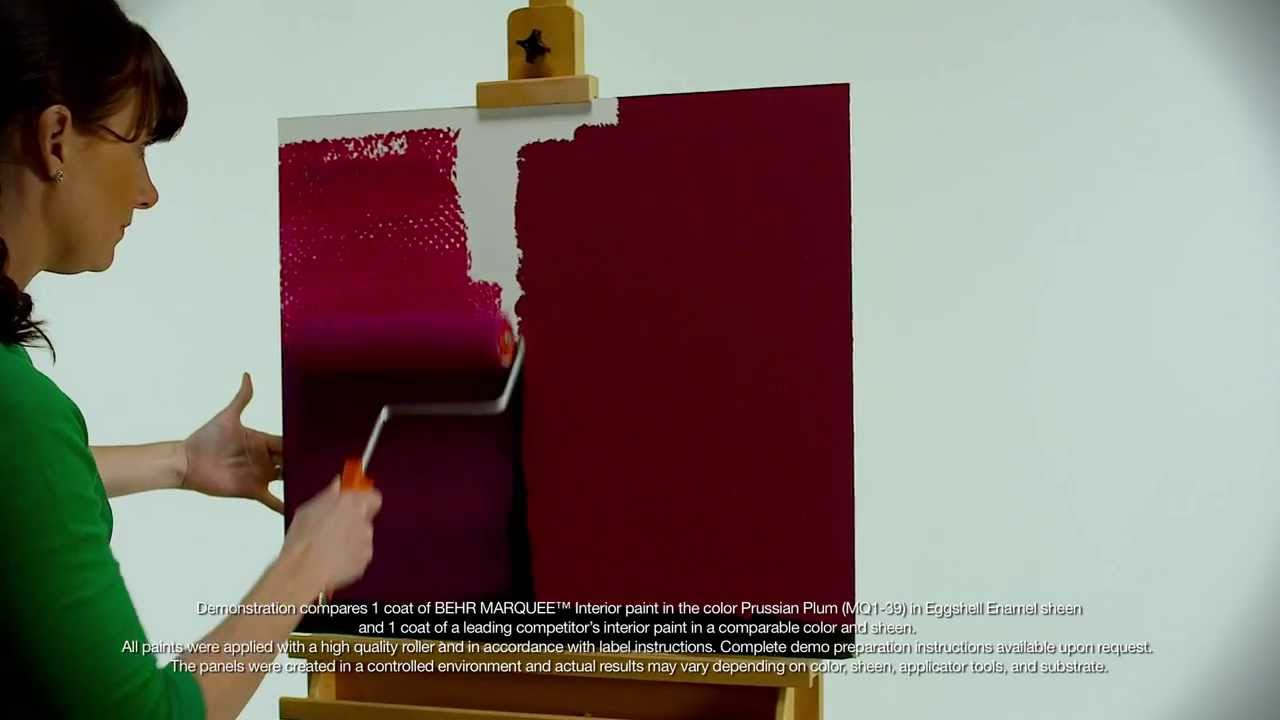 BEHR MARQUEE® One Coat Color Collection   YouTube