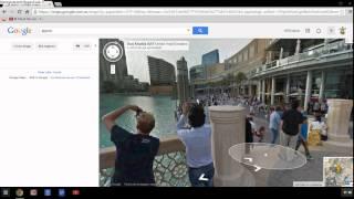 Google Maps - Dubai Emiratos Arabes Unidos Ep.02 Burj Dubai
