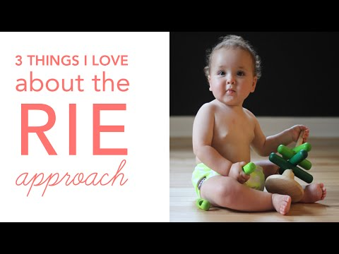 RIE Parenting: Why I Love this Respectful Parenting Approach!