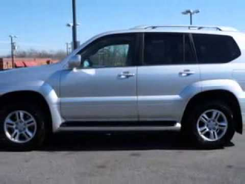 used 2006 lexus gx 470 greensboro winston salem high point kernersville nc vann york 39 s high. Black Bedroom Furniture Sets. Home Design Ideas