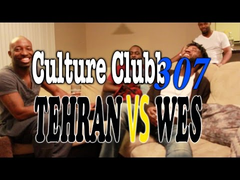 307 CULTURE CLUBB TEHRAN VS WES Are we Really FRIENDS? Raw & Uncut VERSION2