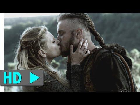 Викинги | Рагнар и Лагерта вспоминают прошлую жизнь вместе | Сильный момент | 6 сезон