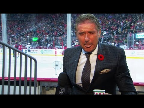 Best NHL Bloopers from November 2017