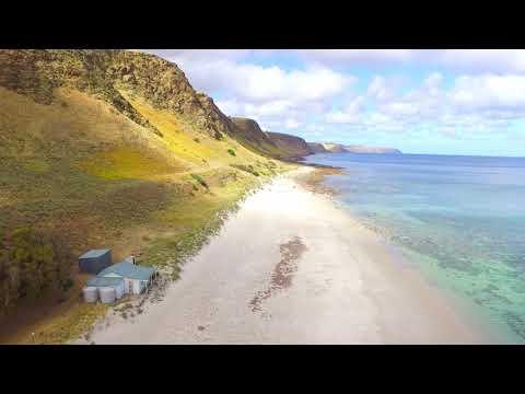 South Australia -Normanville Fleurieu Peninsula.