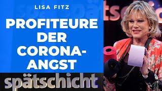 Lisa Fitz: Profiteure der Angst