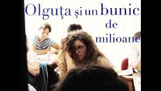 Book-trailer Olguța și un bunic de milioane