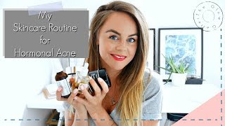 Hormonal Acne Skincare  - Natural and Organic Skincare Routine for Hormonal Acne