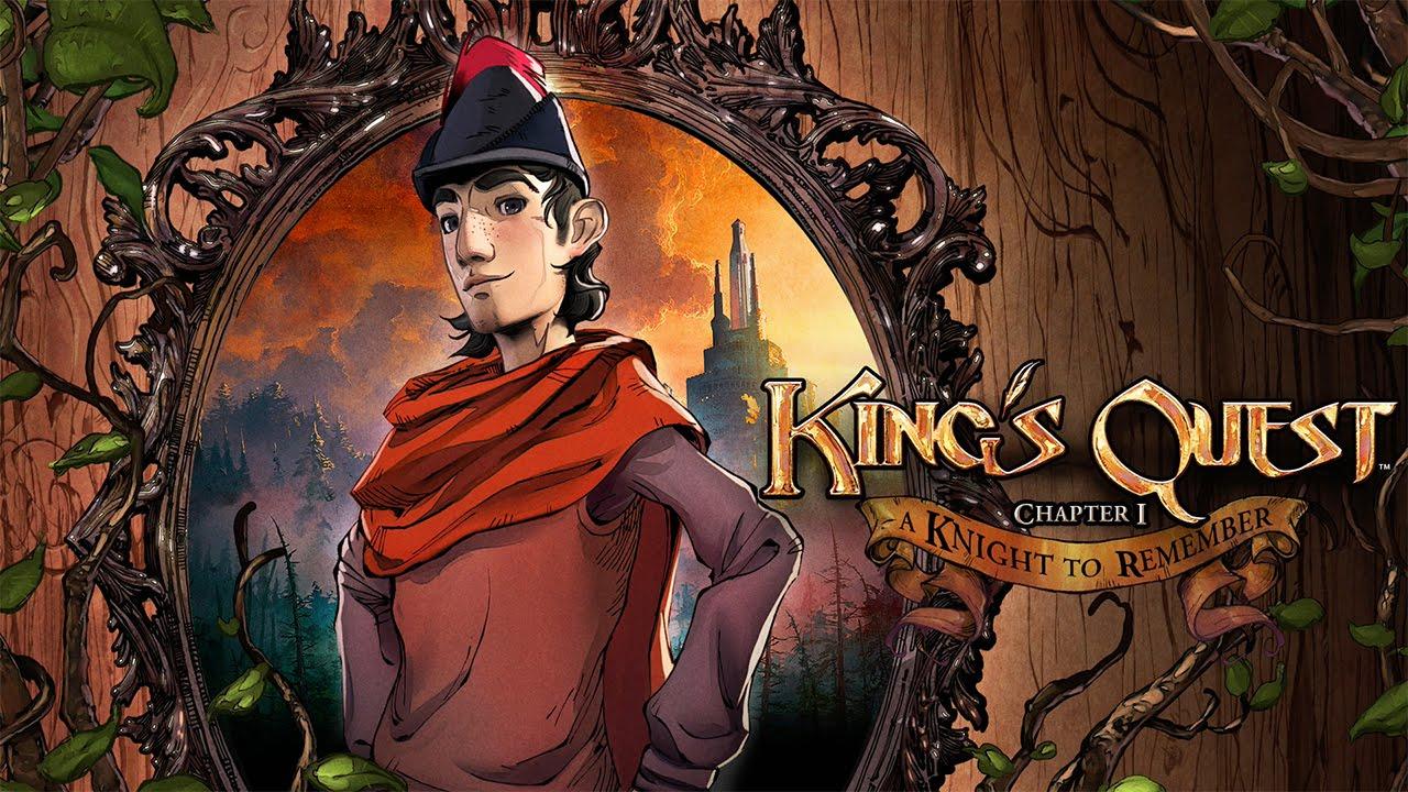 Kings Quest KГјrbis