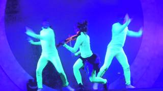Lindsey Stirling - Night Vision [4] @ C-Halle in Berlin 15.10.14 (HD)