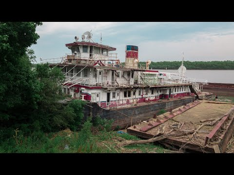 Abandoned Casino Ghost Ship - Their Luck Ran Out