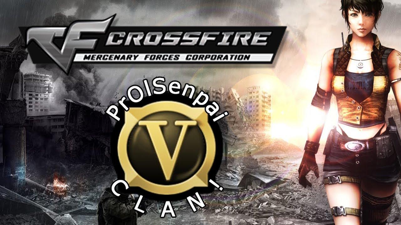 Новый VIP-персонаж — «Ультиматум» в CROSSFIRE - YouTube