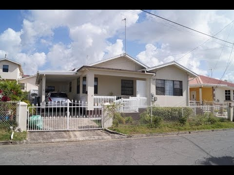 House For Sale In Lower Estate Gardens, St Michael - Barbados, West Indies