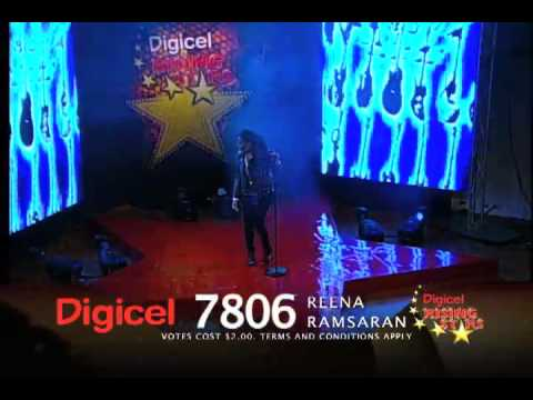 Download Reena Ramsaran's 1st performance at the 5th DRS TT Live Show 2011