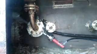 Устранение утечки газа Ду 40