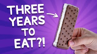 How Does This Ice Cream Last for 3 Years? • 12 Products That Defy Expectations