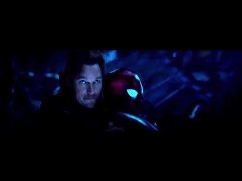 Avengers Infinity War : Guardians Meet Avengers - Where is Gamora ? Who is Gamora ? Why is Gamora