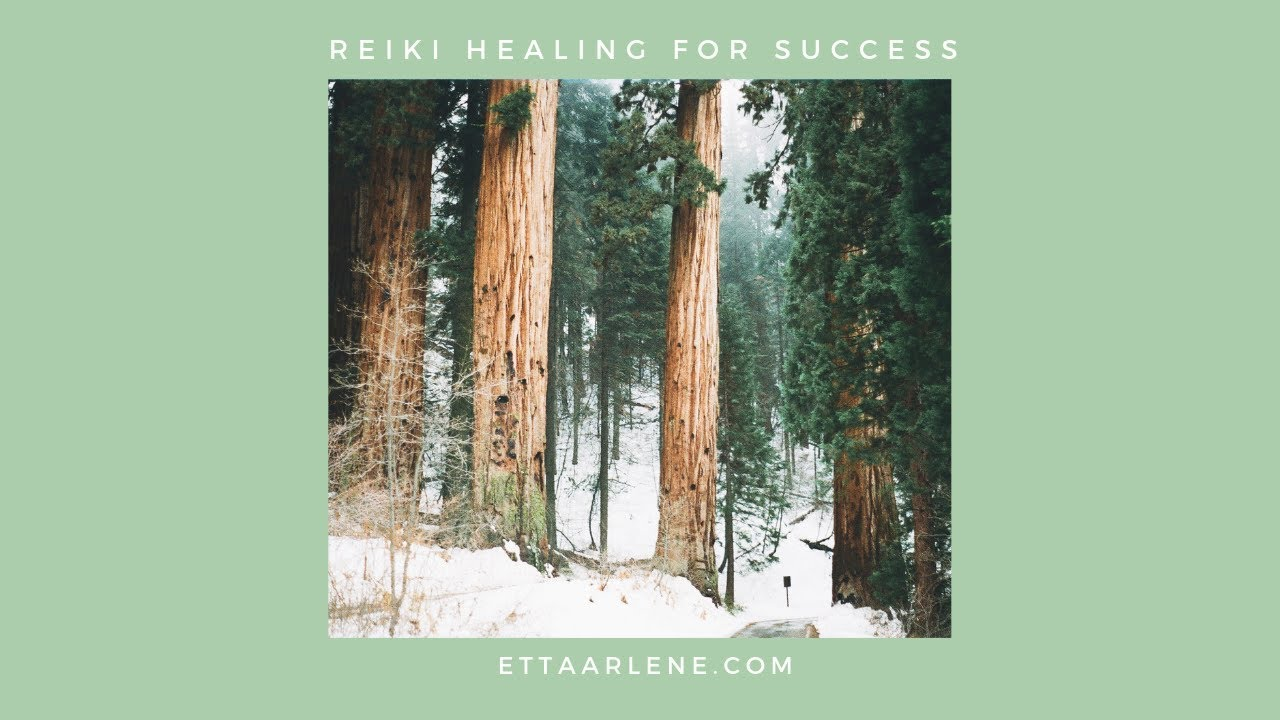 Reiki Healing for Success - Reiki Meditation
