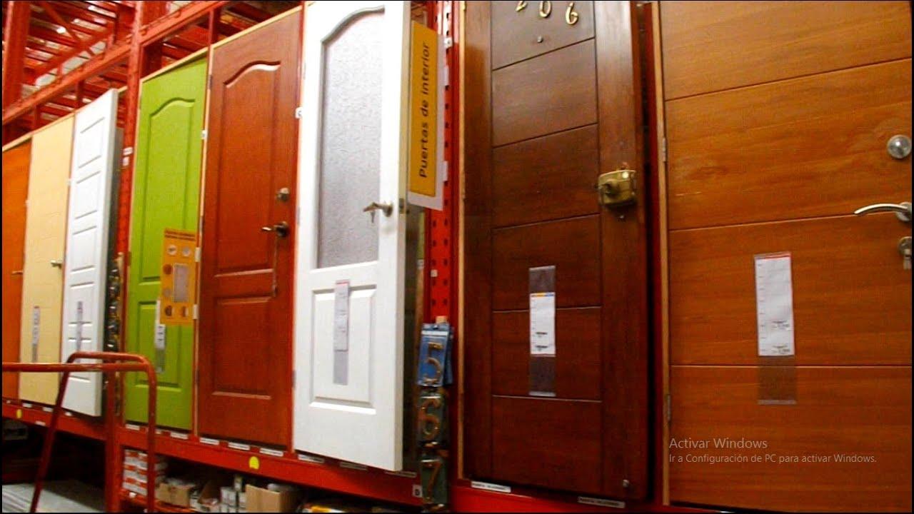 Como son las puertas contraplacadas de fabrica por dentro for Ver modelos de puertas
