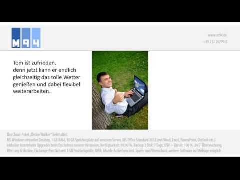 M94 GmbH präsentiert den Online Worker