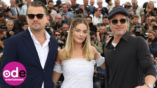 Cannes 2019: DiCaprio, Robbie and Pitt attend premiere of 'Once Upon a Time in Hollywood'