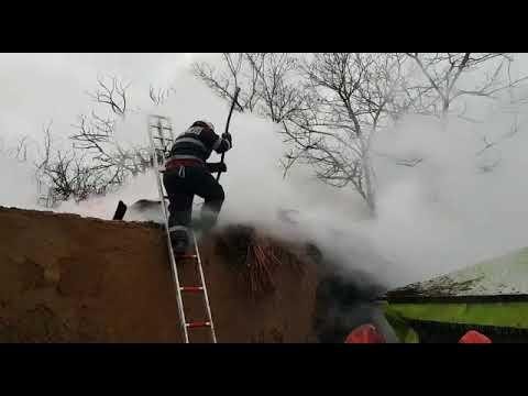 Incendiu Murighiol 1