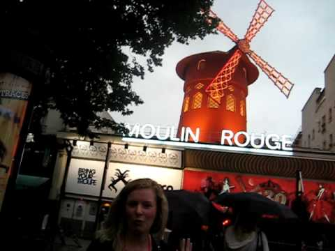 Tiffany's Guide to... Paris! (Moulin Rouge)
